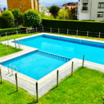 Apartamento Valdenoja Playa Sardinero: Alojamiento en Santander Piscina Exterior