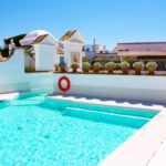 Hotel Las Casas de la Judería: Hotel en Sevilla Piscina en la Azotea