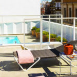 Hotel Posada del Lucero: Hotel en Sevilla Piscina al Aire Libre