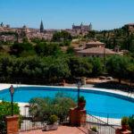 Hotel Abacería: Hotel en Toledo Piscina Vistas Centro Histórico de Toledo