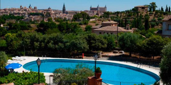 Hotel con Piscina Toledo Abacería