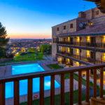 Parador de Toledo: Hotel en Toledo Piscina Exterior al Aire Libre