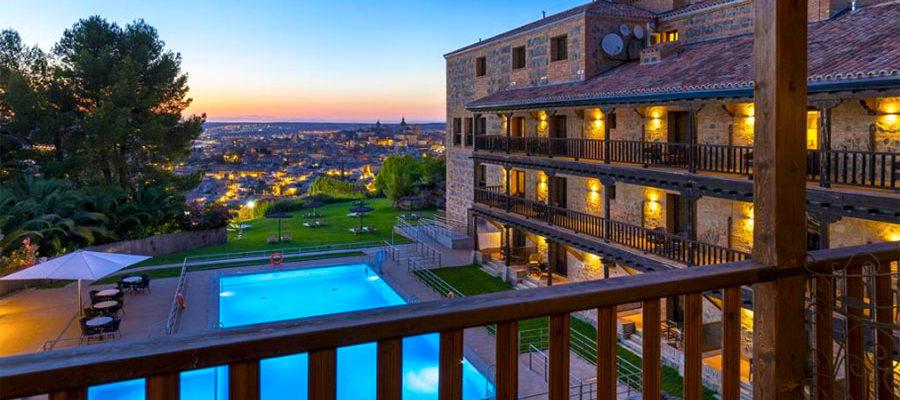 Hotel con Piscina Toledo Parador de Toledo