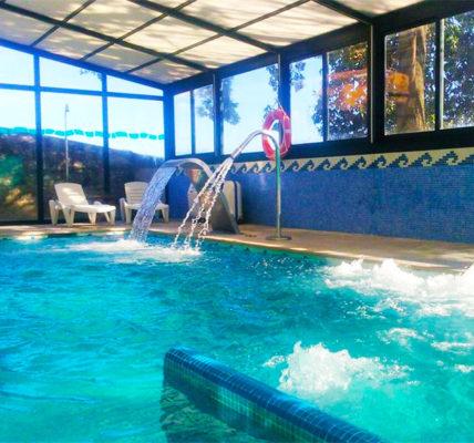 Hotel con piscina Santander Hotel San Millan