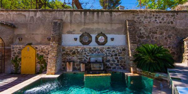 Hotel con piscina Toledo Hotel Hacienda del Cardenal