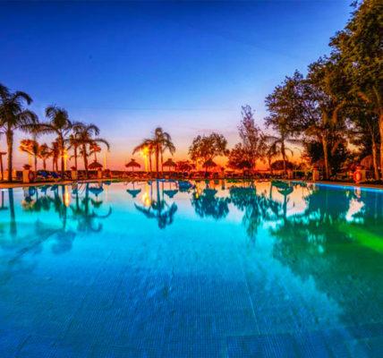 Hotel con piscina puerto santa maria Puertobahia & SPA