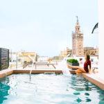 Joya del Casco Boutique Hotel by Shiadu: Hotel en Sevilla Piscina en la Azotea