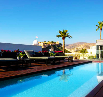 Piscina Aire Hotel & Ancient Baths
