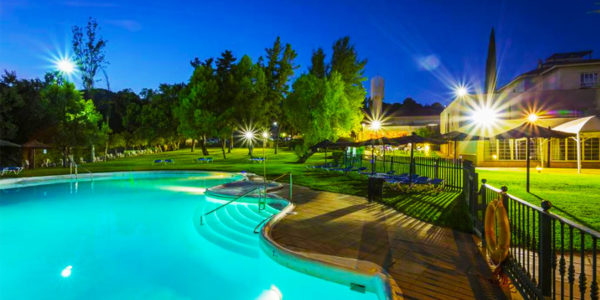 Piscina del Ayre Hotel Córdoba