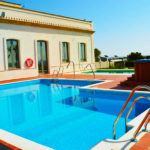 Hacienda Montija Hotel: Hotel en Huelva Piscina al Aire Libre