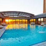 Hotel Hilton Madrid Airport: Hotel en Madrid Barajas Piscina Cubierta Climatizada
