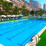 Hotel Albahia Alicante: Hotel en Alicante Piscina al Aire Libre