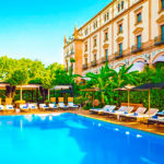 Hotel Alfonso XIII - A Luxury Collection Hotel: Hotel en Sevilla con Piscina Exterior