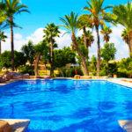 Hotel Alicante Golf: Hotel en Alicante Piscina al Aire Libre