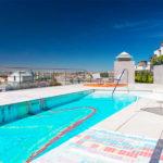 Hotel Aloft Madrid Gran Via: Hotel en Madrid Piscina en la Azotea