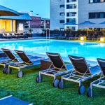 Hotel Astari: Hotel en Tarragona Piscina al Aire Libre