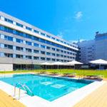 Hotel Axor Feria: Hotel en Madrid Piscina al Aire Libre