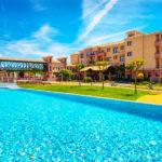 Hotel Barceló Punta Umbría Beach Resort: Hotel en Huelva con Piscina al Aire Libre