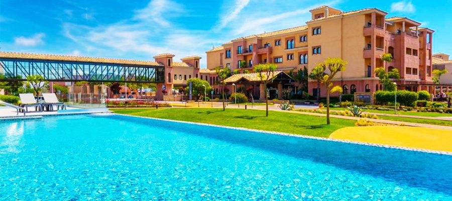 Piscina Hotel Barcelo Punta Umbria Beach Resort
