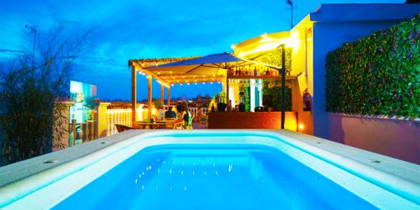 Piscina Hotel Blanq Carmen Hotel