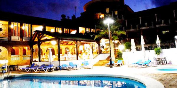 Piscina Hotel Boutique Calas de Alicante