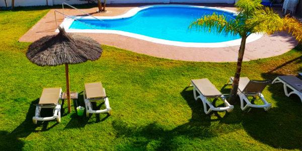 Piscina Hotel Campomar Playa
