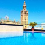 Hotel Casa 1800 Sevilla: Hotel en Sevilla con Piscina en la Azotea