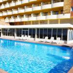Hotel Castilla Alicante: Hotel en Alicante Piscina al Aire Libre