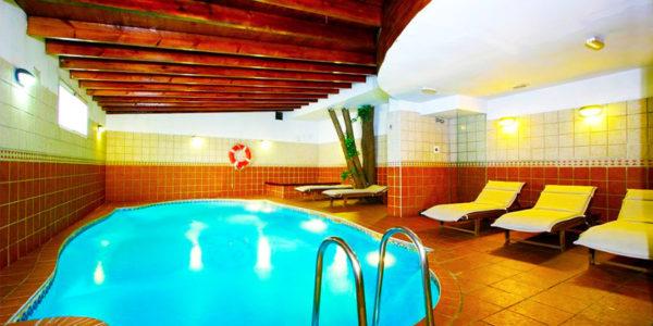 Piscina Hotel Casual de las Artes Valencia