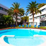 Hotel Daniya Alicante: Hotel en Alicante Piscina al Aire Libre