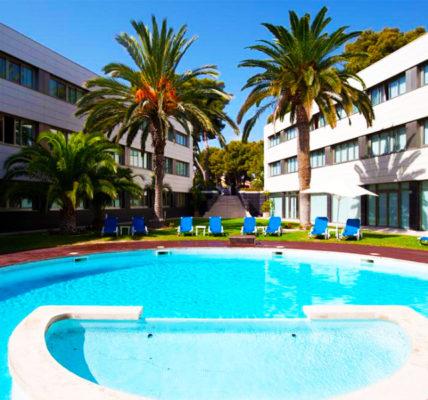 Piscina Hotel Daniya Alicante