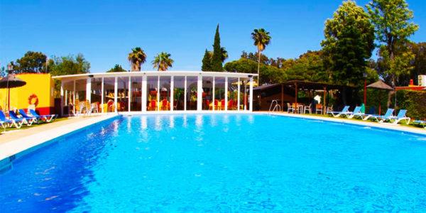 Piscina Hotel Dunas Puerto