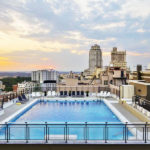 Hotel Emperador: Hotel en Madrid centro Piscina en la Azotea con Vistas