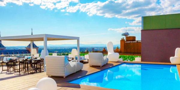 Piscina Hotel Exe Moncloa