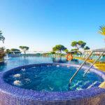 Cartaya Garden Hotel & SpaPlayanatural: Hotel en Huelva Piscina Cubierta y Piscina Vistas al Mar