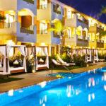 Hotel Gran Meliá Sancti Petri: Hotel en Chiclana Piscina y Playa Privada