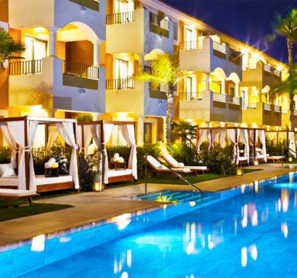 Piscina Hotel Gran Melia Sancti Petri