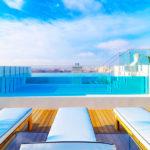 Hotel H10 Puerta de Alcalá: Hotel en Madrid con Piscina en la Azotea