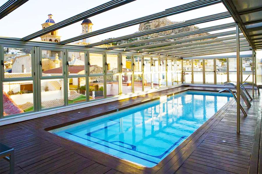 Piscina Hotel Hospes Amerigo Alicante