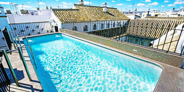 Piscina Hotel Hospes Las Casas Del Rey De Baeza