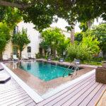Hotel Hospes Palacio del Bailio: Hotel en Córdoba Piscina al Aire Libre