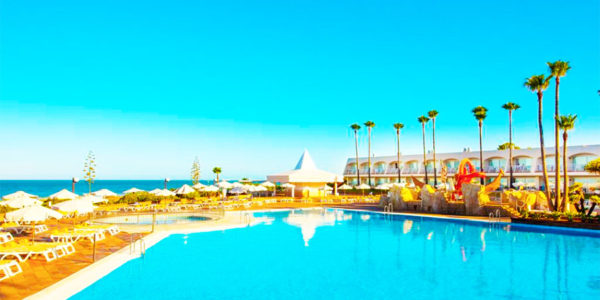 Piscina Hotel Iberostar Royal Andalus