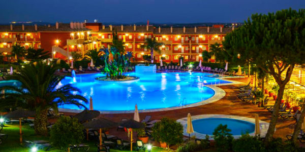 Piscina Hotel Ilunion Sancti Petri