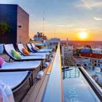 Hotel Indigo Madrid Gran Via: Hotel en Madrid Centro Piscina en la Azotea
