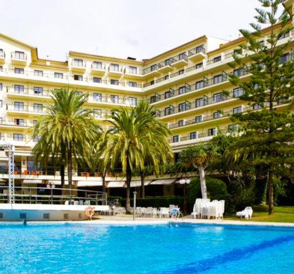 Piscina Hotel Intur Orange