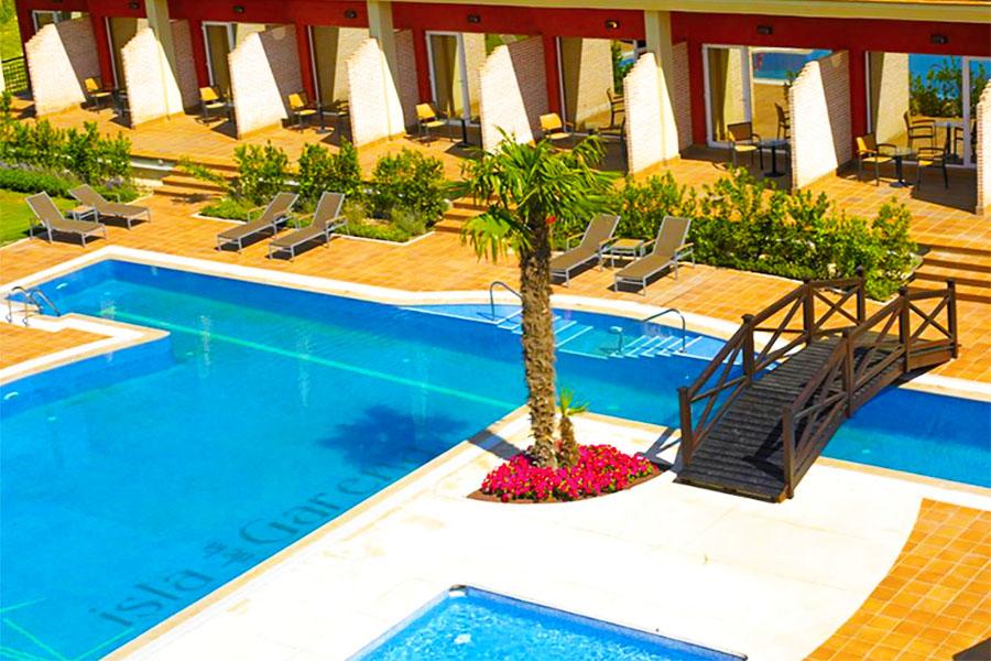 Piscina Hotel Isla de La Garena