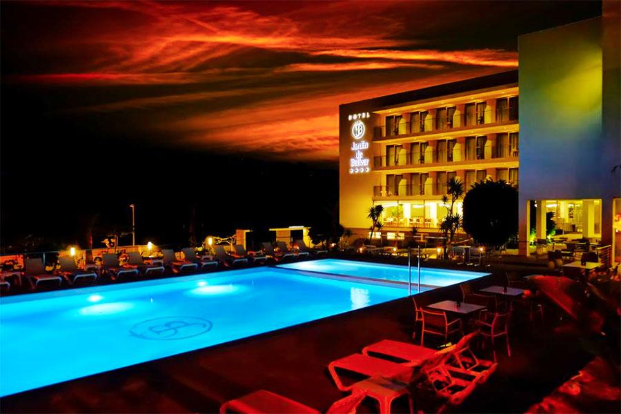 Piscina Hotel Kalma Jardin de Bellver