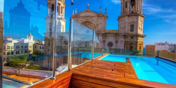 Piscina Hotel La Catedral