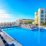 Hotel Las Arenas Balneario Resort: Hotel en Valencia Piscina Cubierta y Piscina Exterior