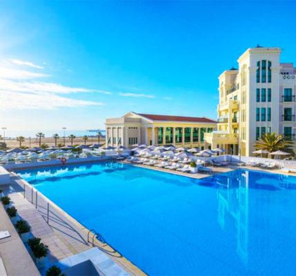 Piscina Hotel Las Arenas Balneario Resort